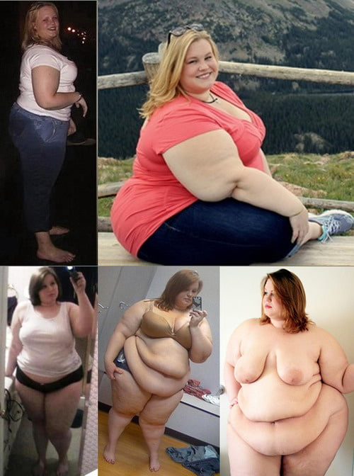 Booty naked gain weight simulation fat look chubby exposure sex pictures