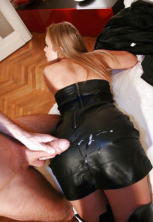 leather-pants-blow-job