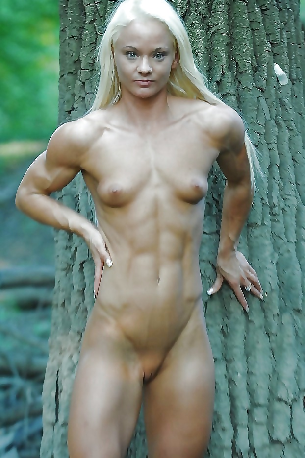 Flat firm abs skinny naked dream