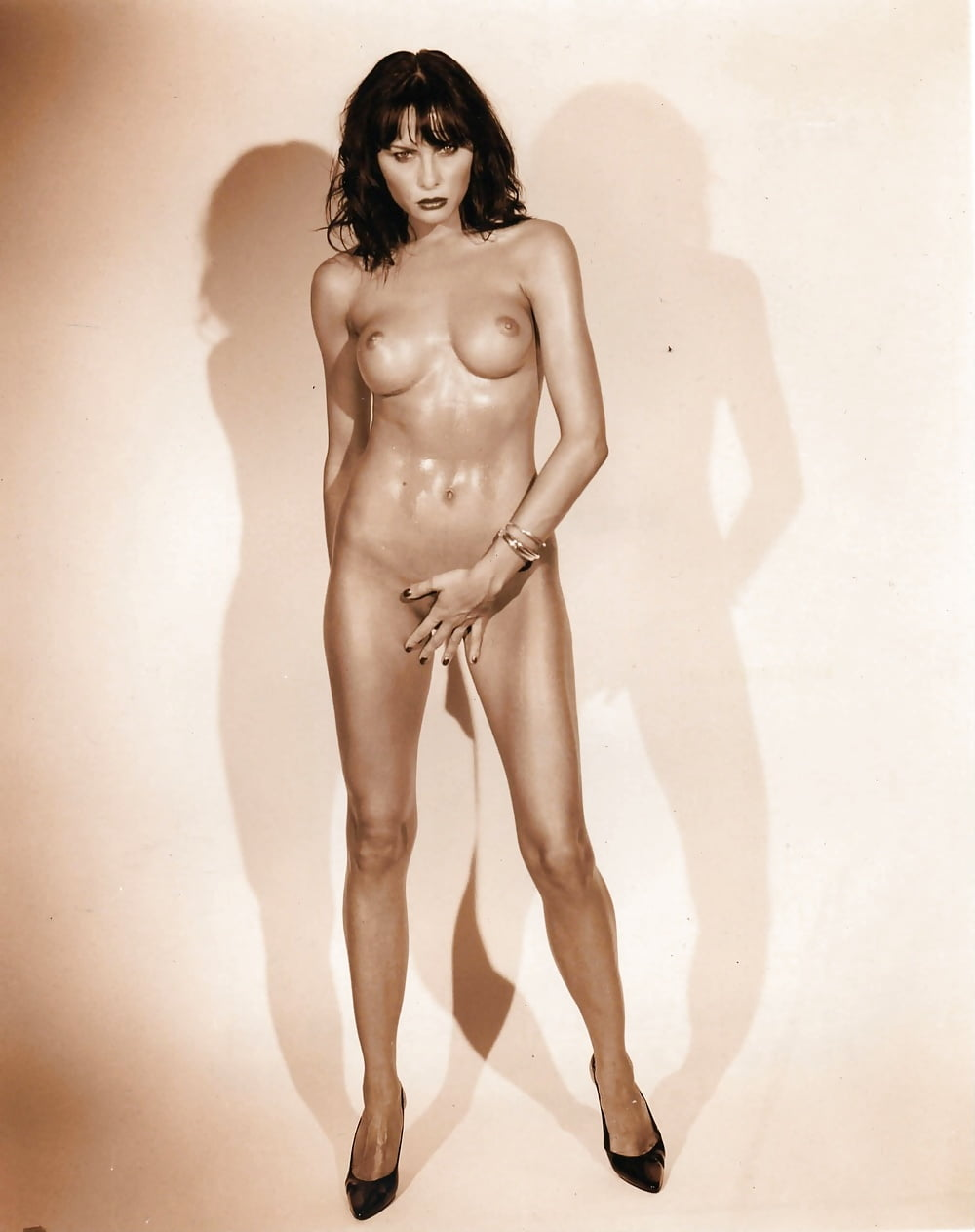 Nude melania photos-3467