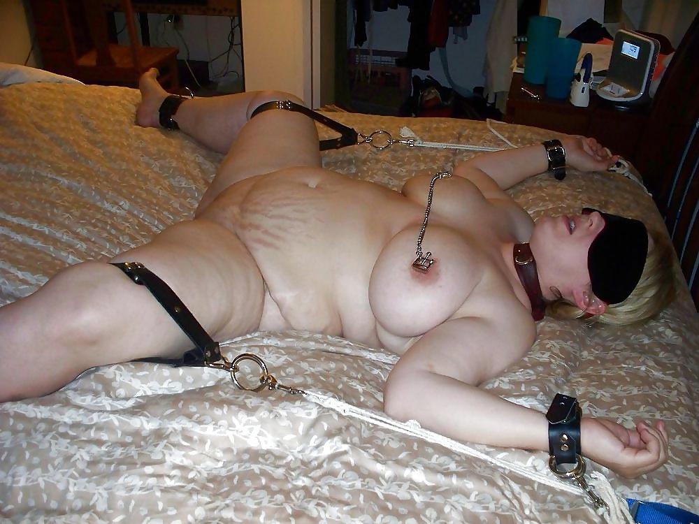 Plumper bondage porn pics