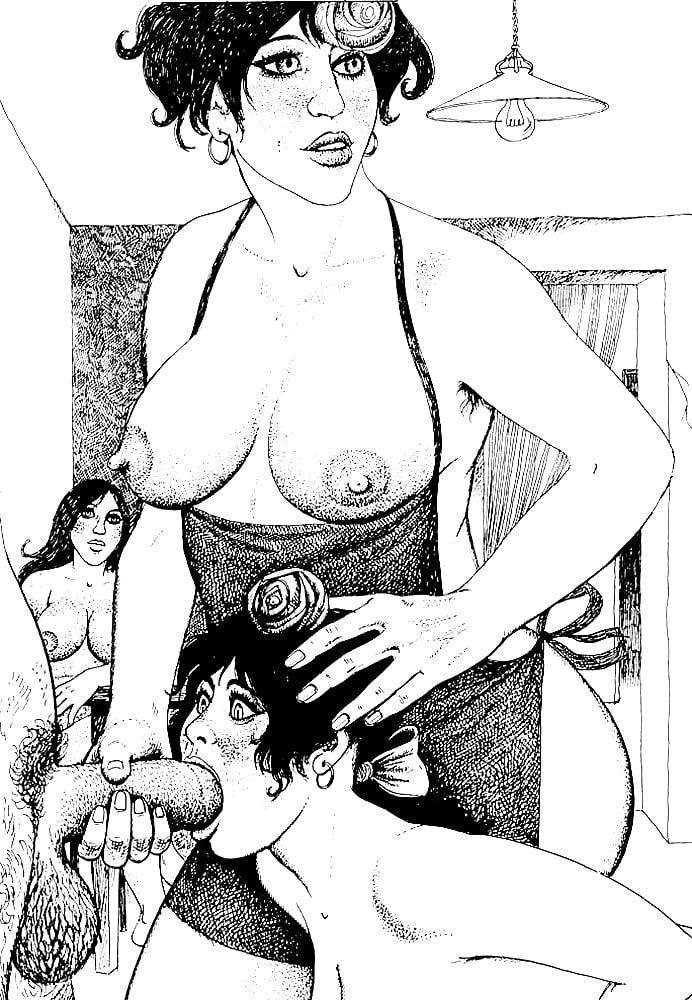 Эротические рисунки зрелых теток, фильм порно порнография смотреть онлайн
