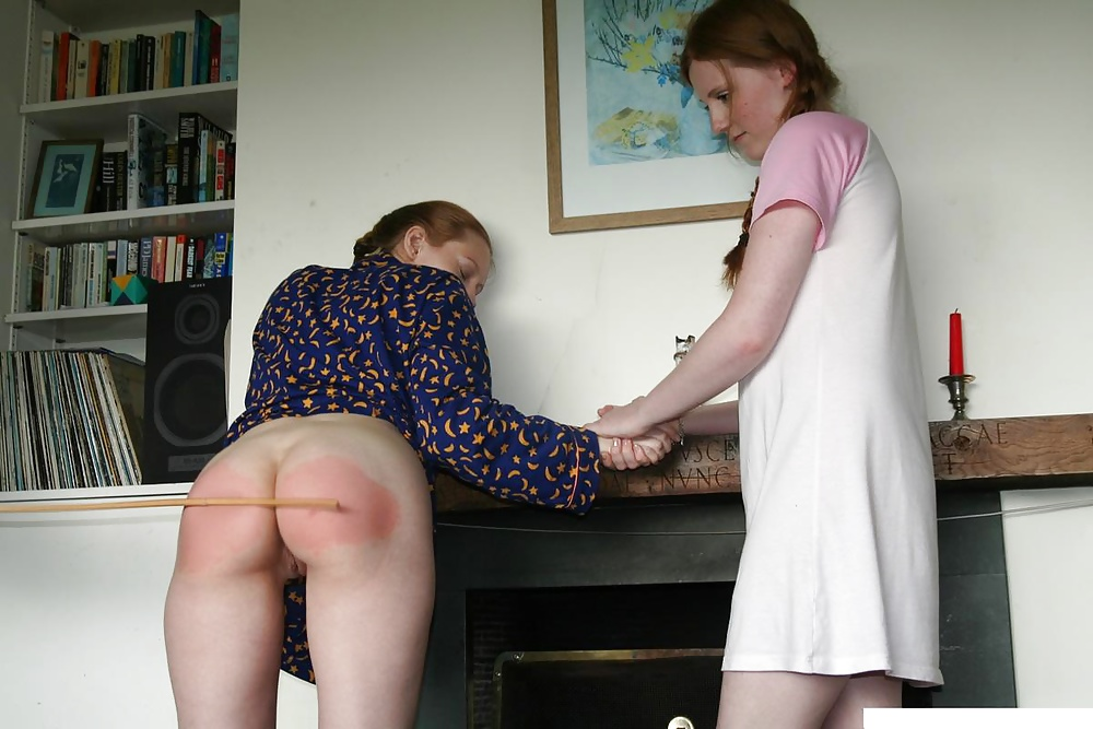 Husbands spanking wives pics