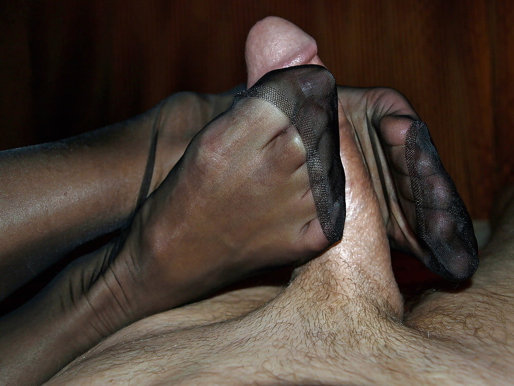 Search results for nylon footjob