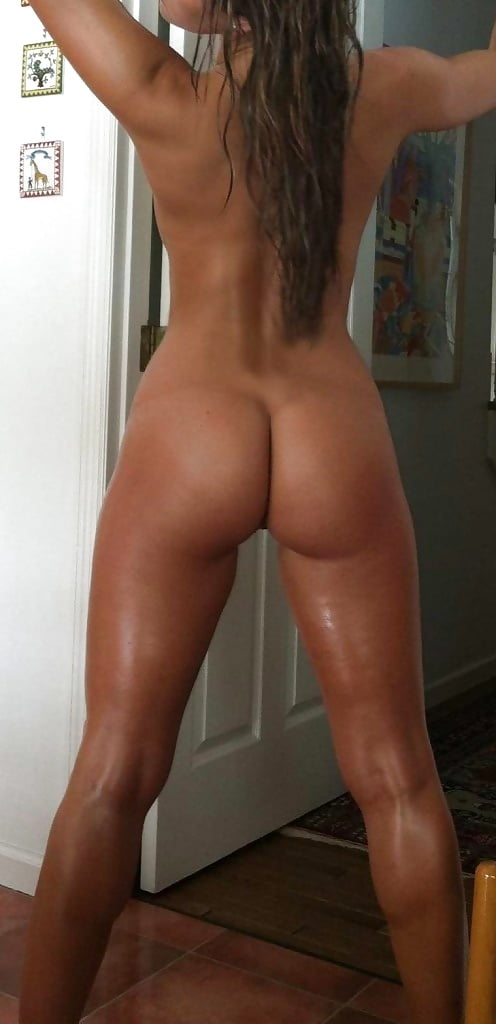 Naked tan girl butts 13
