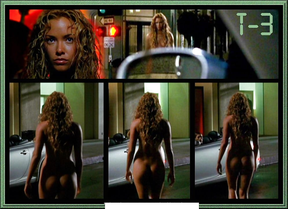 Kristanna loken signed sexy topless nude photo amazing