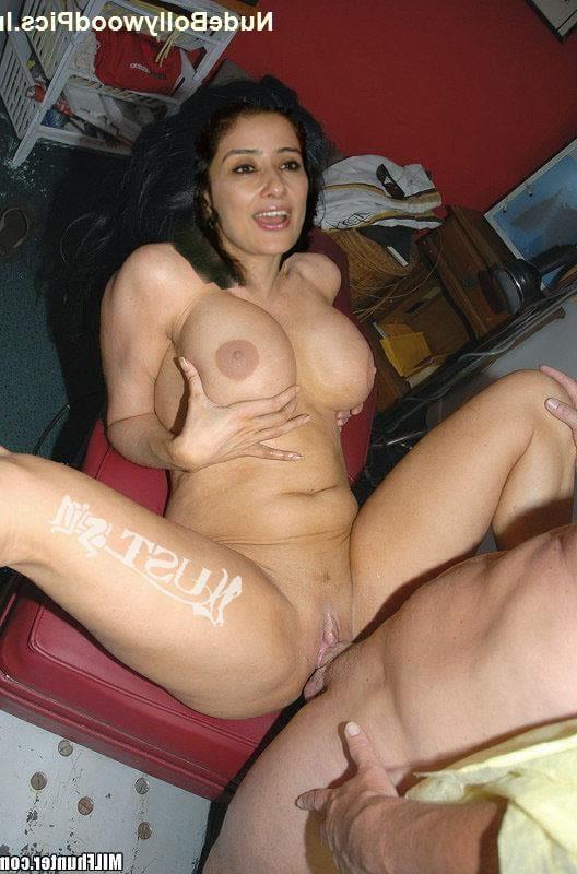 Bollywood Actress Manisha Koirala Nude Photos Pics