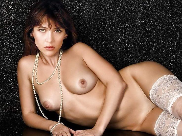 софи марсо фото голая девушки буду