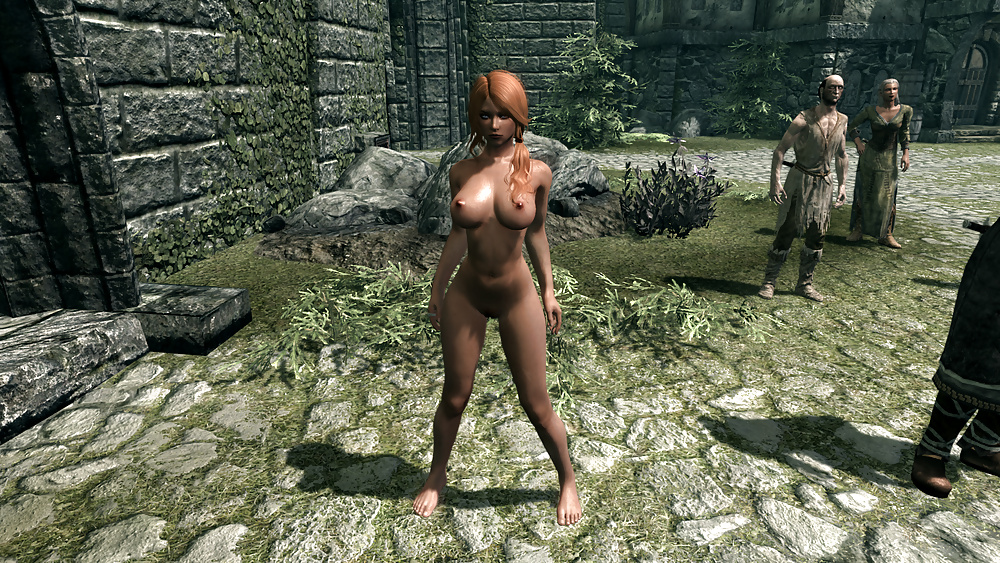 Elisif nude and helpless in skyrim pt8 - 2 part 8