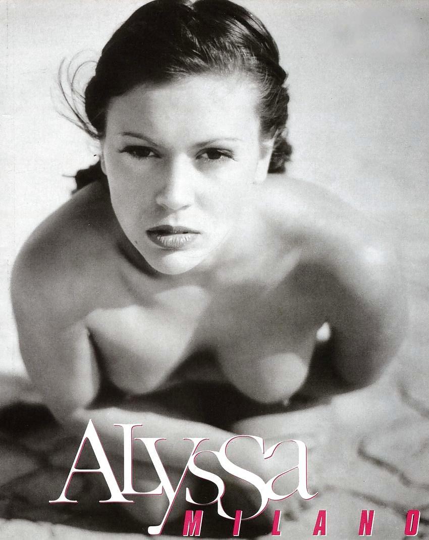 Alyssa Milano Nude Free alyssa milano (nude) - 40 pics - xhamster
