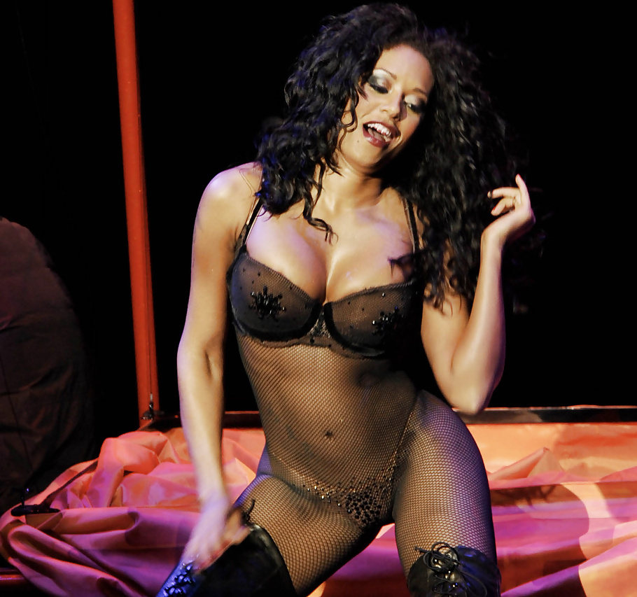 Mel b sexy and nude