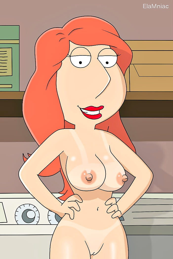 Lois griffin and babs nude
