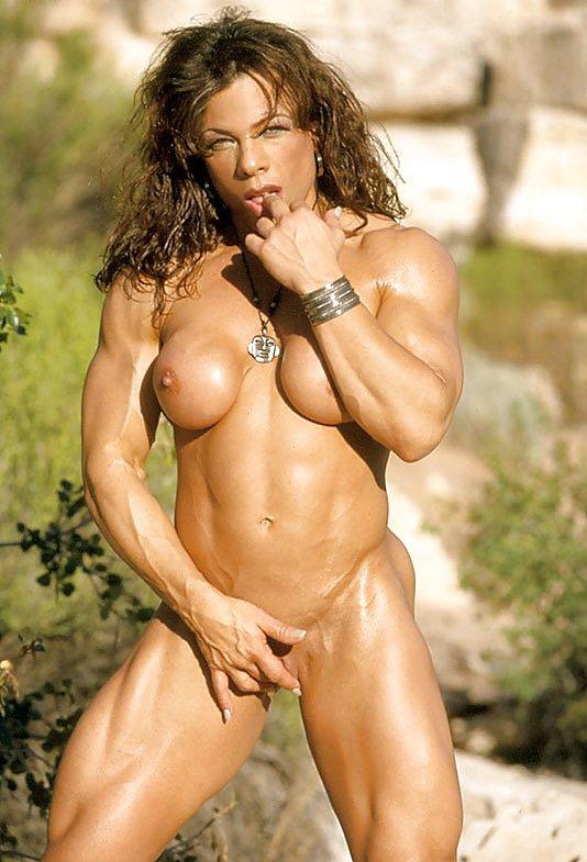 Nude hard body amateur woman