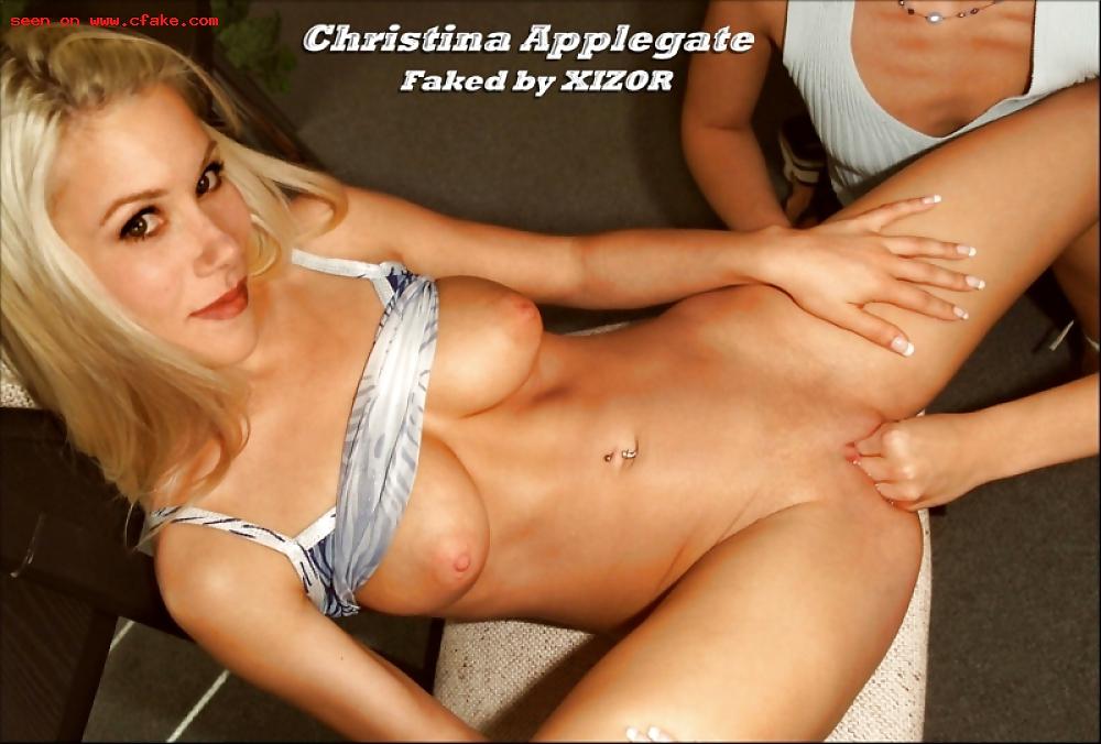 Free christina applegate cum