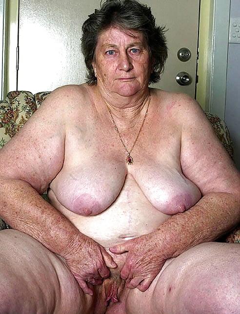 порно старых жирных старушек с отвисшими сиськами - 11