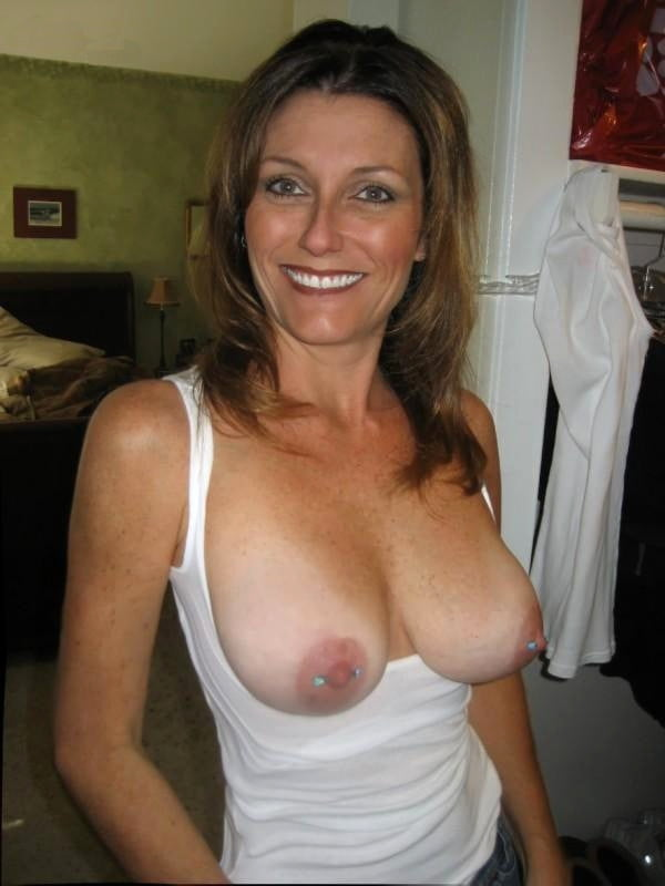 Real Hot Wife Tits