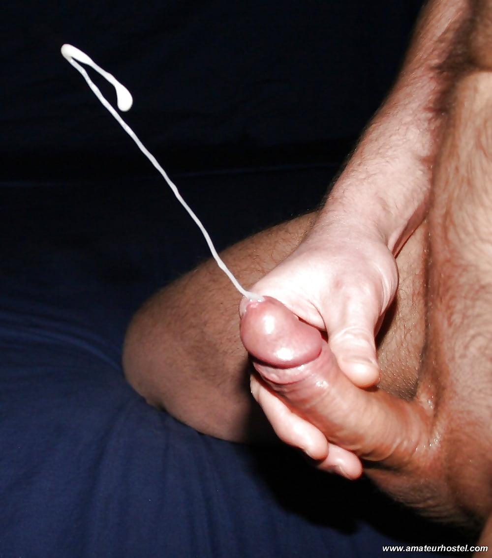 процесс выброса спермы из члена видео - 3
