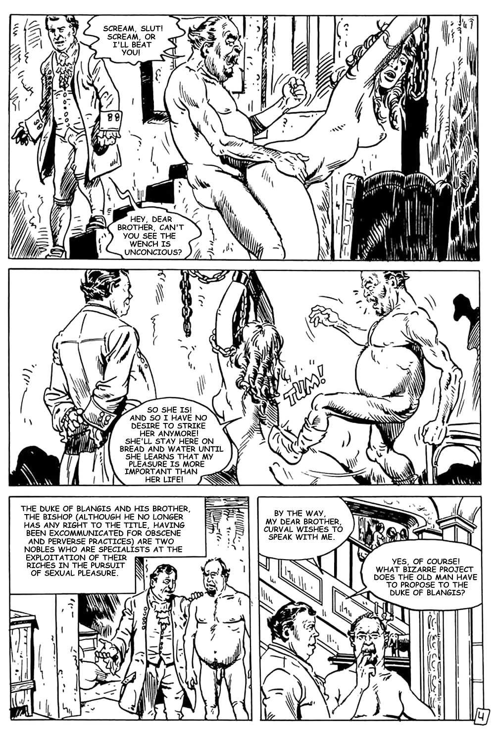 Black n white comics xxx-6048