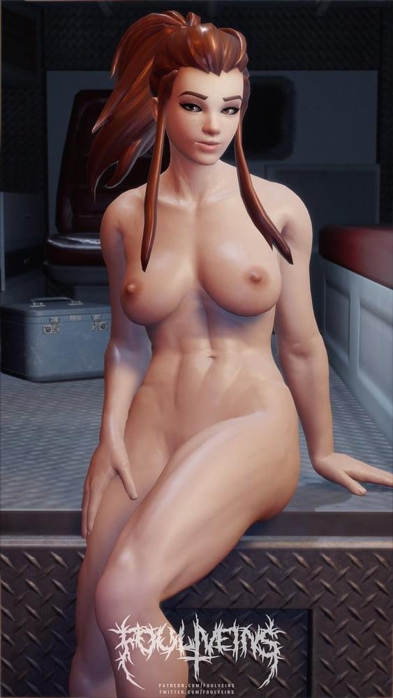 Nude overwatch brigitte Overwatch Brigitte
