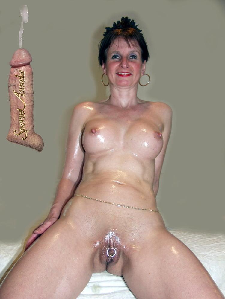 SpermAnneke bukkake slut - 782 Pics