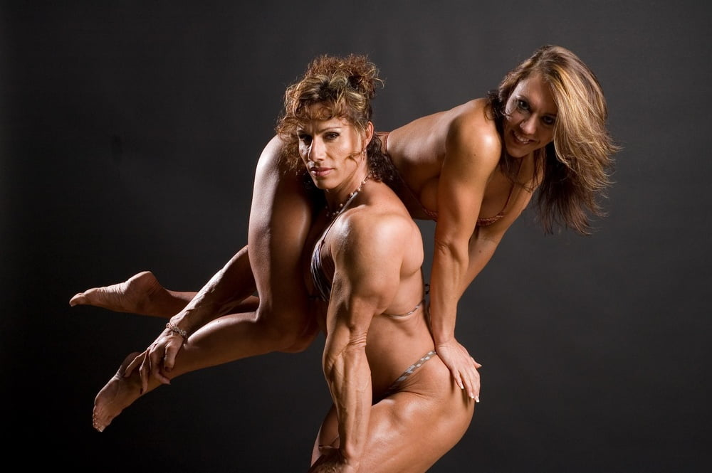 Found The Perfect Female Physique Porn Pic