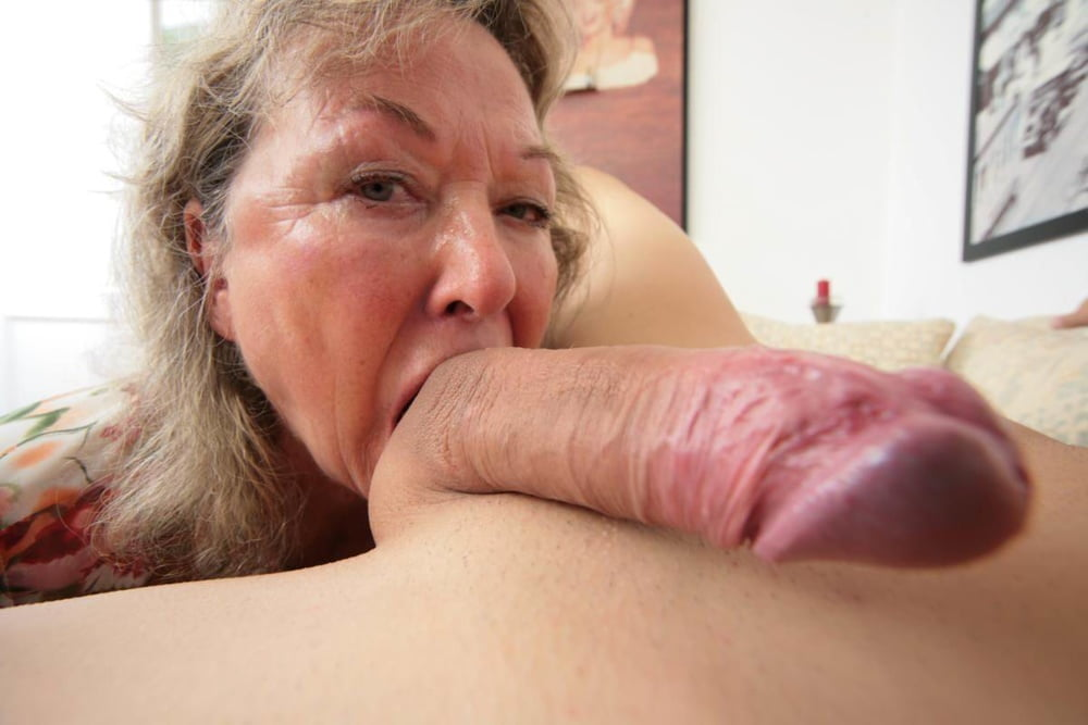 Slutty Granny Layla Rose Gets Cum In Her Old Wizened Cunt