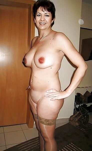 Granny amateur naked Cum on a guys wife