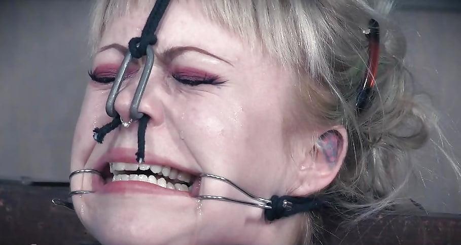 Bdsm Nose Ring Leash