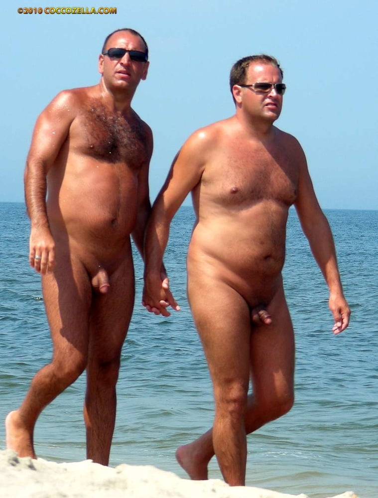 Nudists - Family - Beach Sandy Hook - 599 Bilder -2668