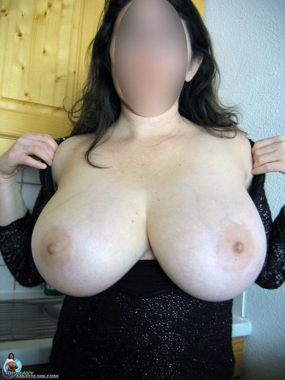 Skinny girl with huge natural tits-7721