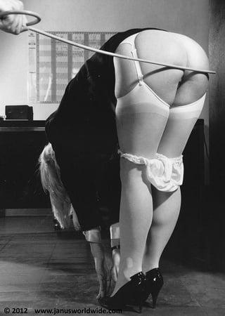 Girls that spank