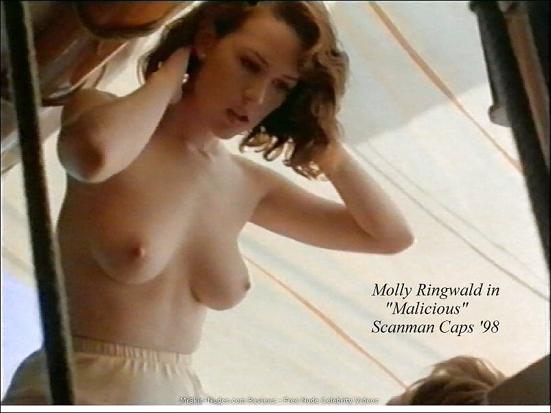 Molly ringwald nude photo captures