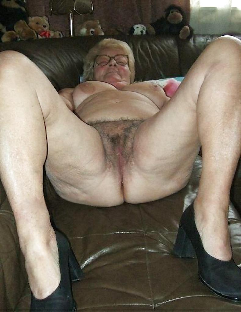 Sexy old granny funny