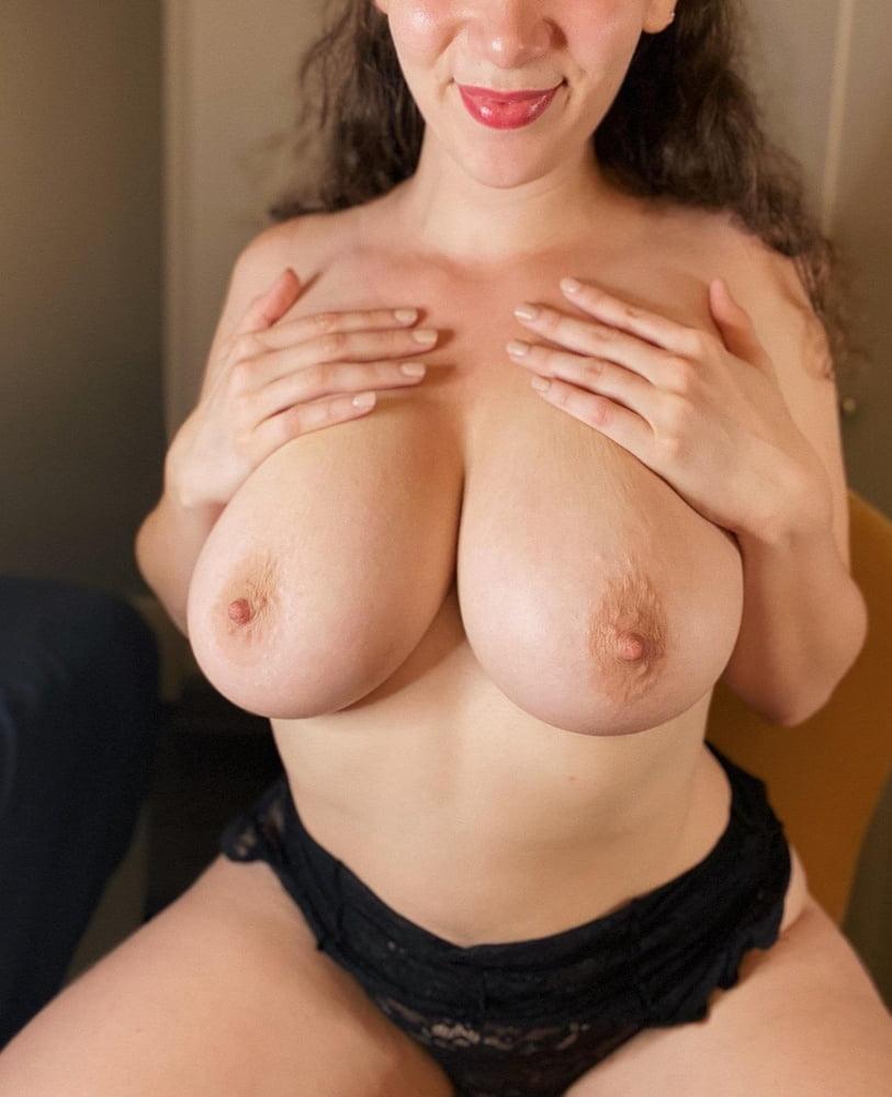 Sagging huge tits-6459