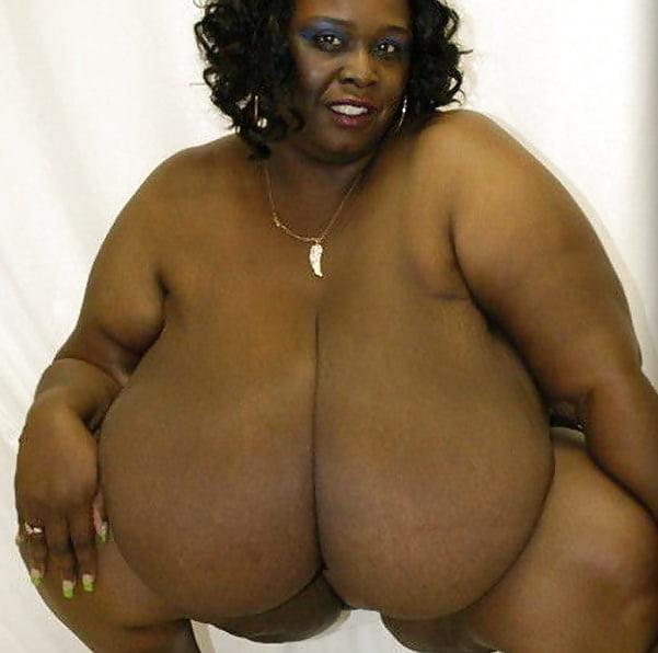 Голые жирные старые негритянки #2