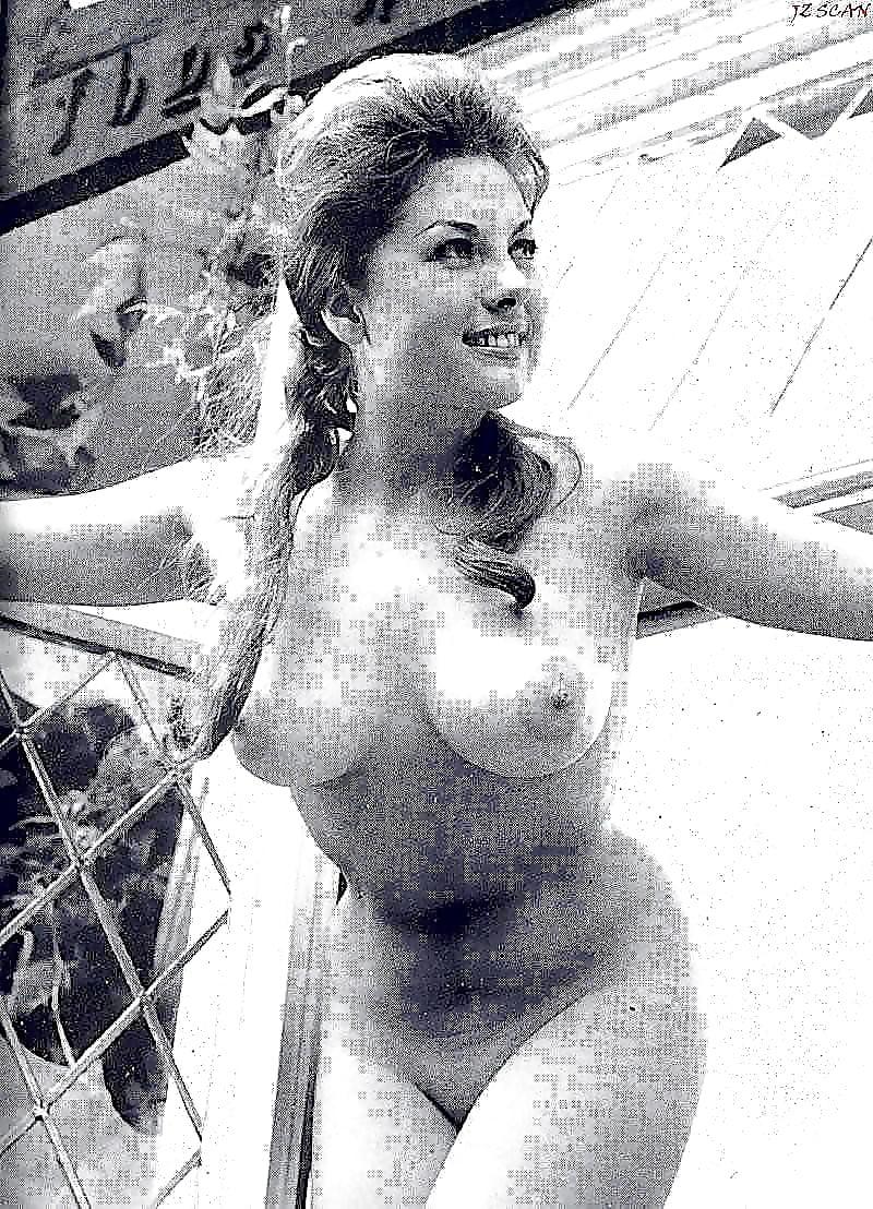 Betty brosmer nude gallery
