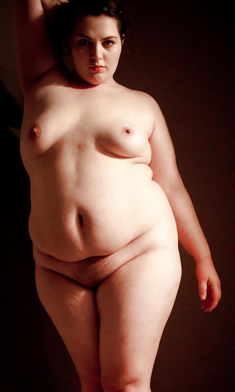 Толстые девушки без сисек #13