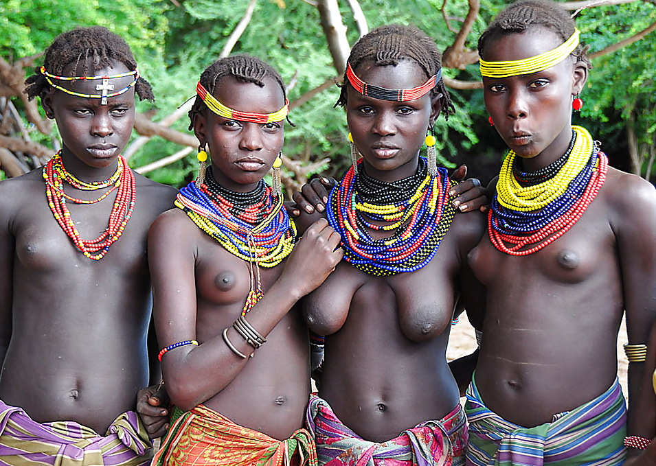Naked african tribal women pussies