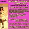 Crystal's humiliating caption's