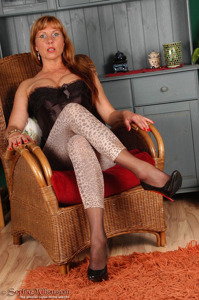 Becky mature pantyhose sex yasmine, max sex appeal porn videos