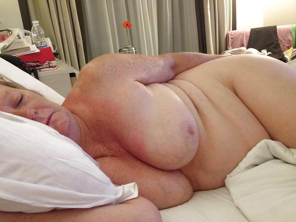 Фото спящих толстых баб в высоком разрешении — 4