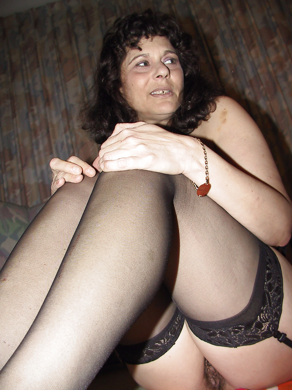 and Sexy garters stockings