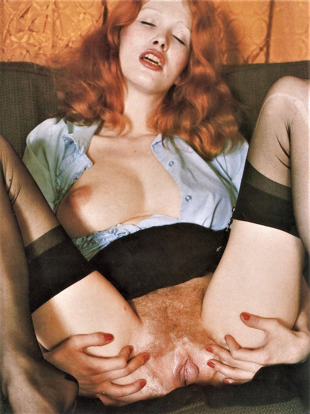 Vintage Porn Kimmie Redhead