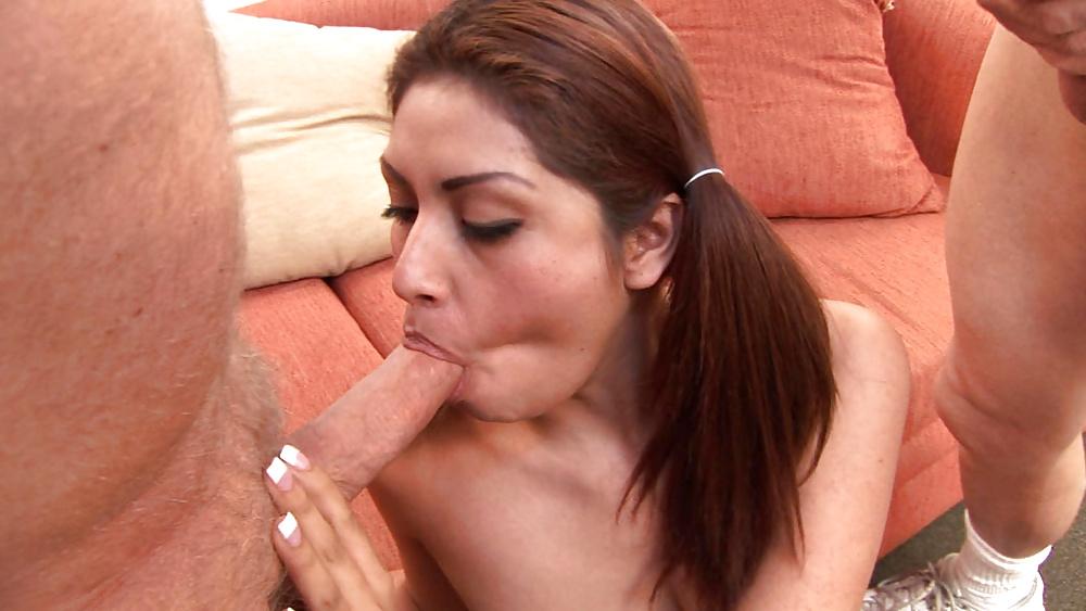 Older anal sex penetration