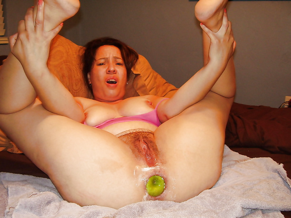 Young anal chubby insertion