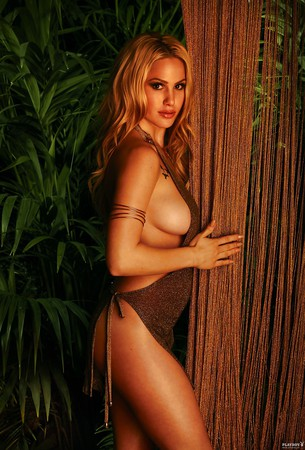 Topless angelina heger Now Angelina