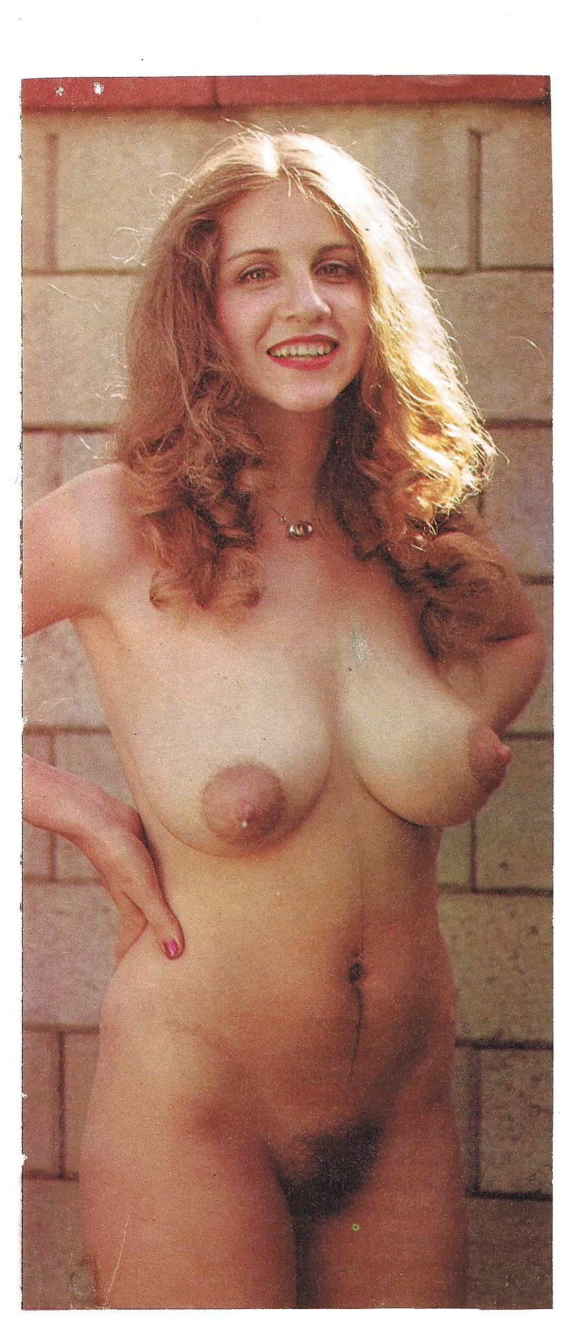 Vintage porn galliers cuties with puffy nipples — pic 6