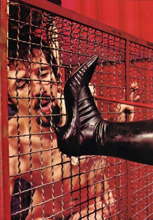 Viola Bizarr Mag Kafig Zimmer - 42 Pics