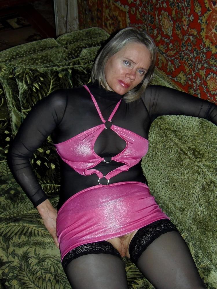 My friend's stepmother - 48 Pics