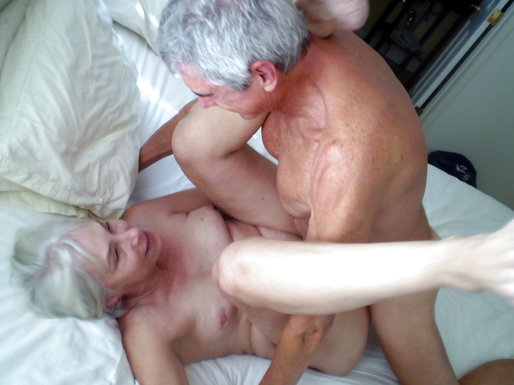 Granny and grandpa banged uncovered free porn